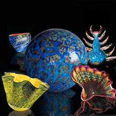 アメリカ現代グラスアートの巨匠 デイル・チフーリ展