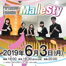 Percussion Ensemble【Mallesty】